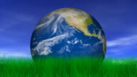 Our Earth, Green Grass video