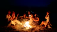 Our favorite song by the fire. video
