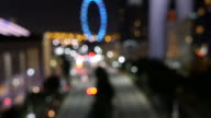 Out of Focus :Traffic video