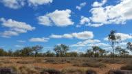 Outback Australia Landscape video