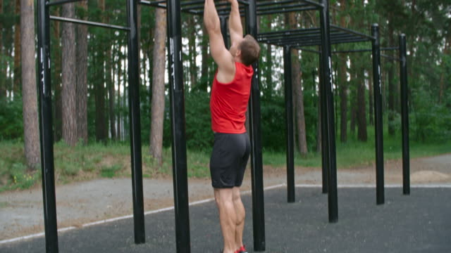 Outdoor Playground Workout video