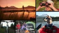 Outdoor Recreation, video montage video