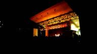 HD: Outdoor Rock Concert video
