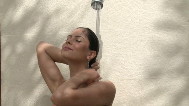 Outdoor Shower video