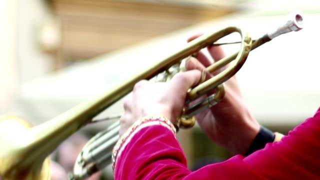 Outdoor Trumpeter video