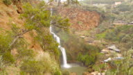 Ouzoud waterfalls, Grand Atlas in Morocco video