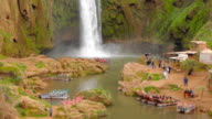 Ouzoud Waterfalls located in the Grand Atlas village of Tanaghmeilt, in the Azilal province in Morocco, Africa video
