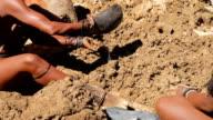 CU Ovahimba Women Watering The Soil video