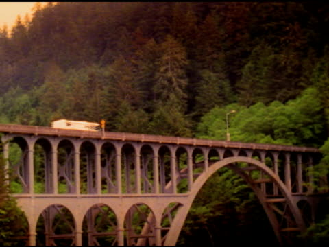 RV Over Bridge video