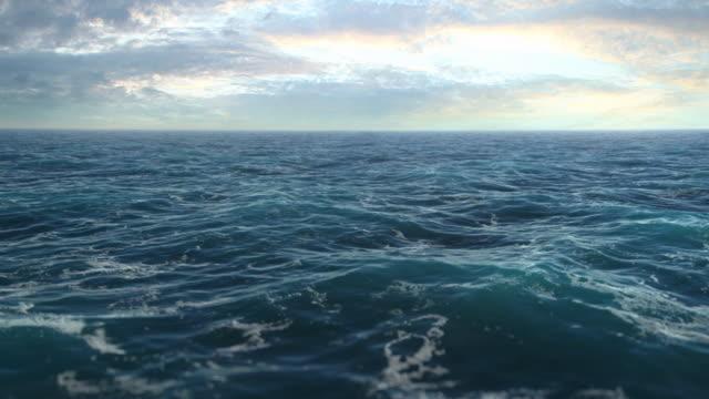 Over the sea video