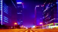 Overwhelming modern city. video