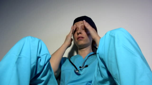 Overworked Doctor video
