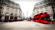 Oxford circus, London video