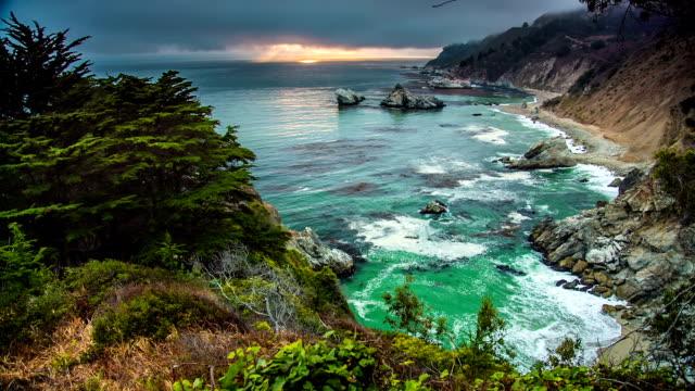 Pacific Coast California video