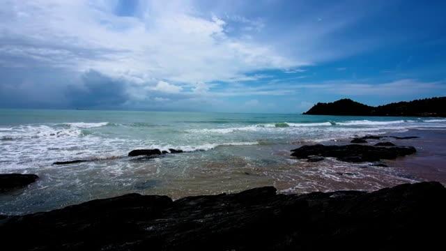 Pacific seascape video
