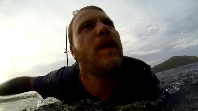 paddling away video