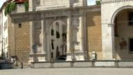 Padua, Palazzo Vescovile, Italy video