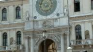 Padua, Piazza dei Signori, Italy video
