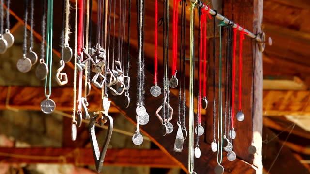 Pagan necklaces video