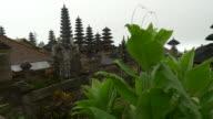 WS Pagodas At Pura Besakih video