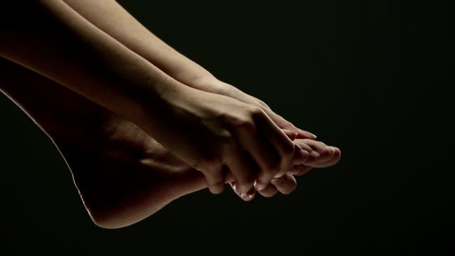 Pain in the foot video