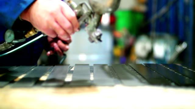 Paint job. video