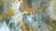 Paint looping animation #2 - HD, NTSC, PAL video