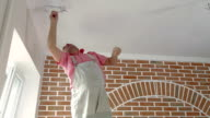 painting the ceiling video