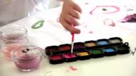 Paints video