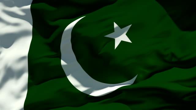 Pakistan Flag video