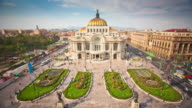 TIME LAPSE: Palace Bellas Artes, Mexico City video