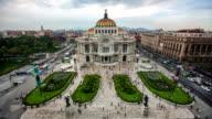 Palace Bellas Artes Mexico City video