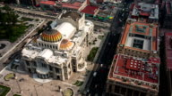 Palace Bellas Artes Mexico City video