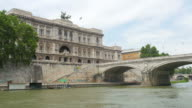 Palace of Justice, Rome, Italy, video