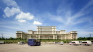 Palace of Parliament in Bucharest video