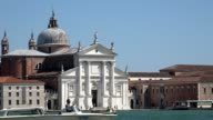 Palace Or Government Building In Venice Italy video