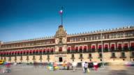 TIME LAPSE: Palacio Nacional, Mexico City video