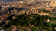 Palatine Hill  - Aerial View - Latium, Rome, Italy video