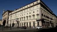 Palazzo Chigi, Rome video