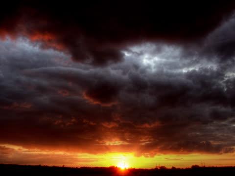 PAL:Dramatic Sunset video