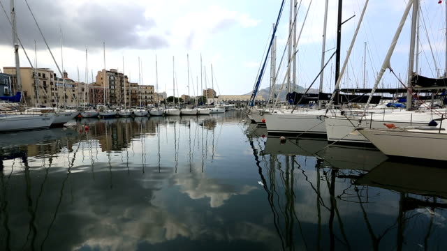 Palermo Old Harbor video