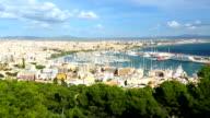 Palma de Mallorca, Time Lapse video