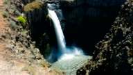 Palouse Falls in spring video