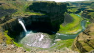 Palouse Falls video