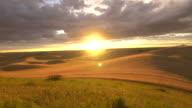 Palouse Sunset video