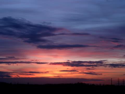 PAL:Sunset Timelapse video