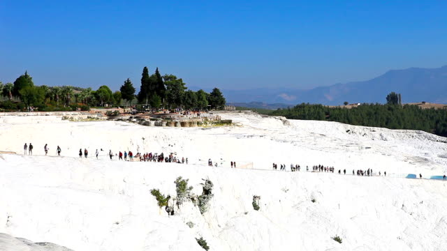 Pamukkale (Cotton Castle) video