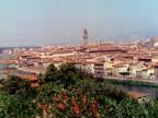 Pan across Florence video