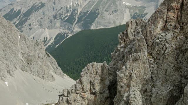 Pan: Nordkette and Karwendel mountain range video
