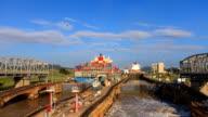 Panama Canal video